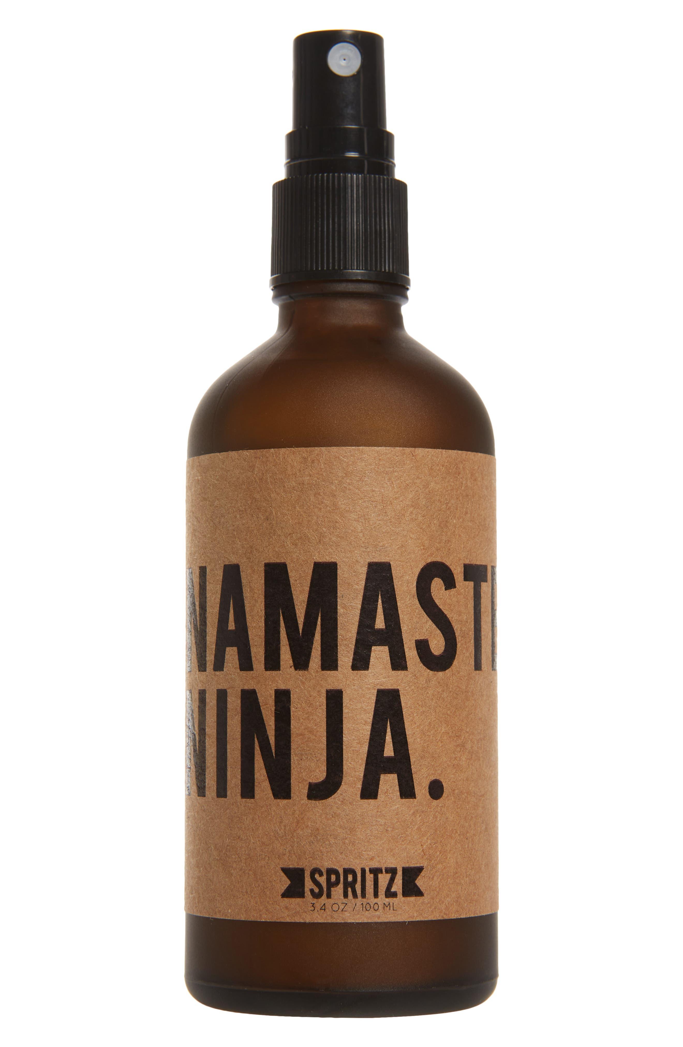 Namaste Ninja Essential Oil Face Mist