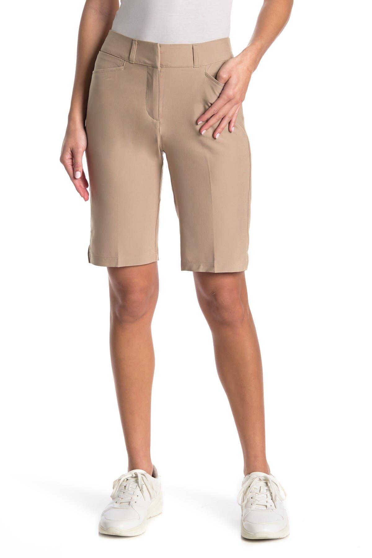 Image of Adidas Golf Ultimate Club Bermuda Shorts