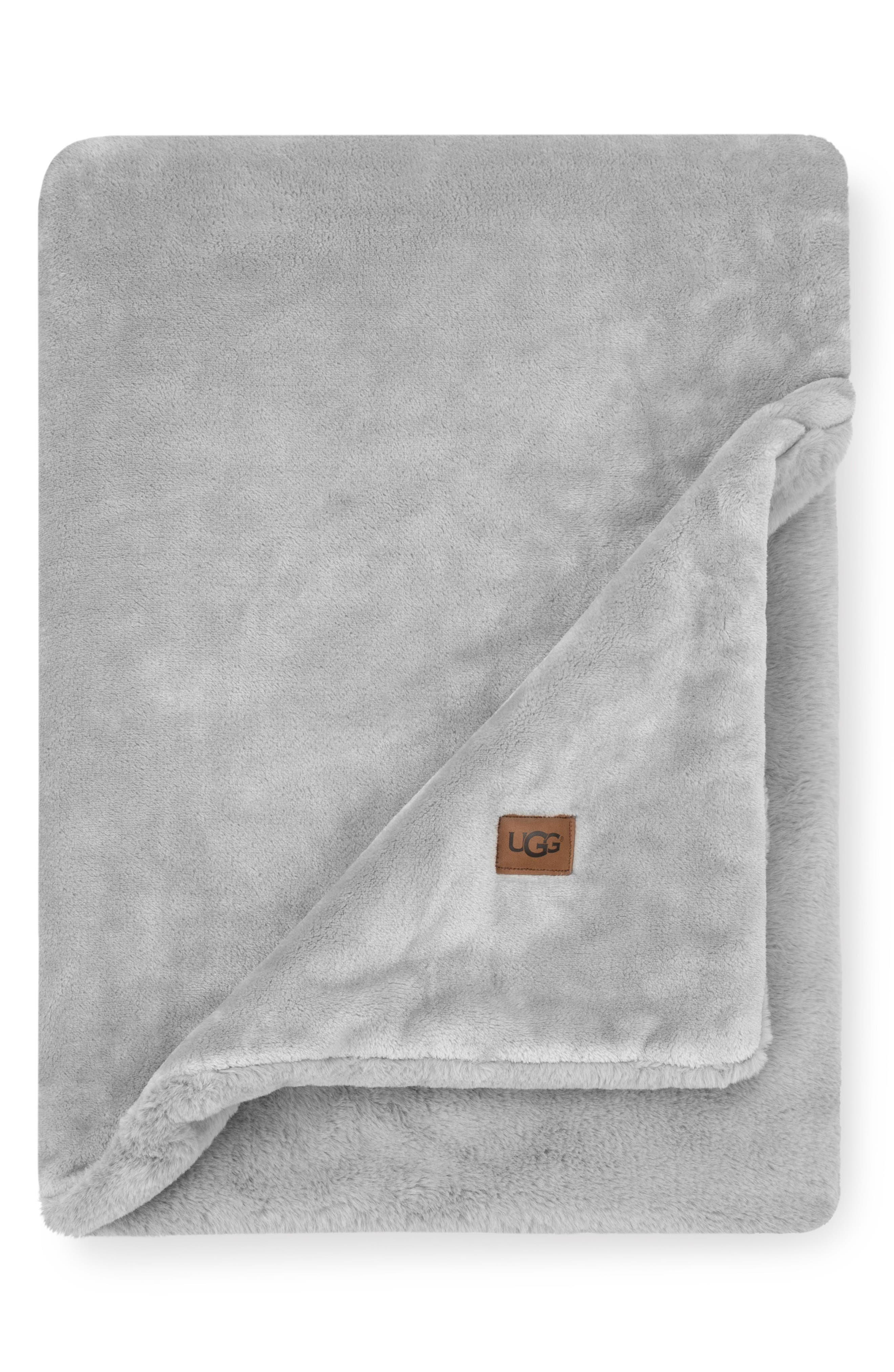 UGG® Coastline Plush Throw Blanket