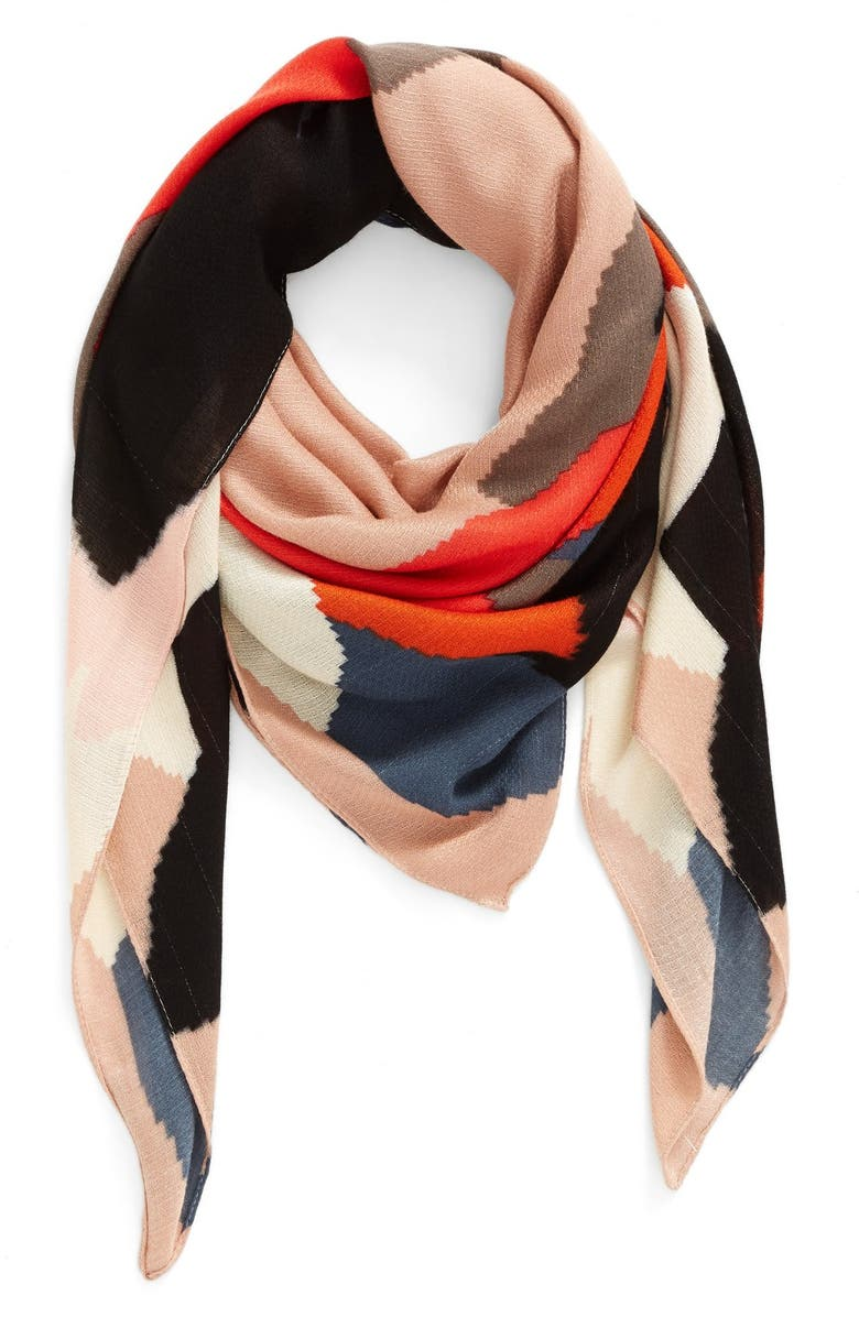 BP. Square Scarf, Main, color, 530