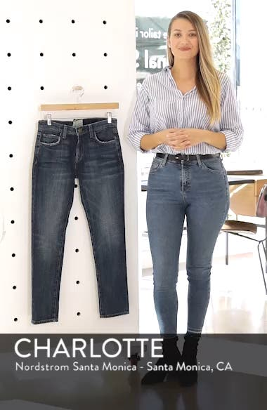 'The Fling' Boyfriend Jeans, sales video thumbnail