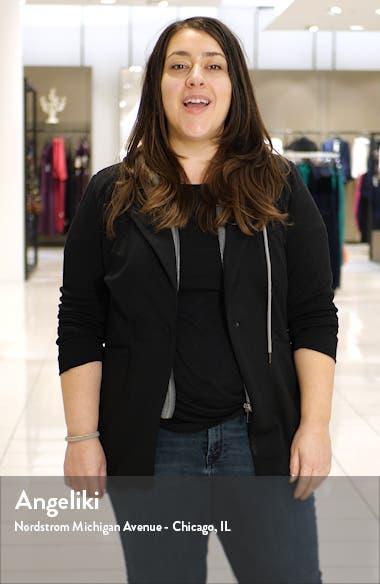 Sandy Button-Up Long Sleeve Midi Sweater Dress, sales video thumbnail