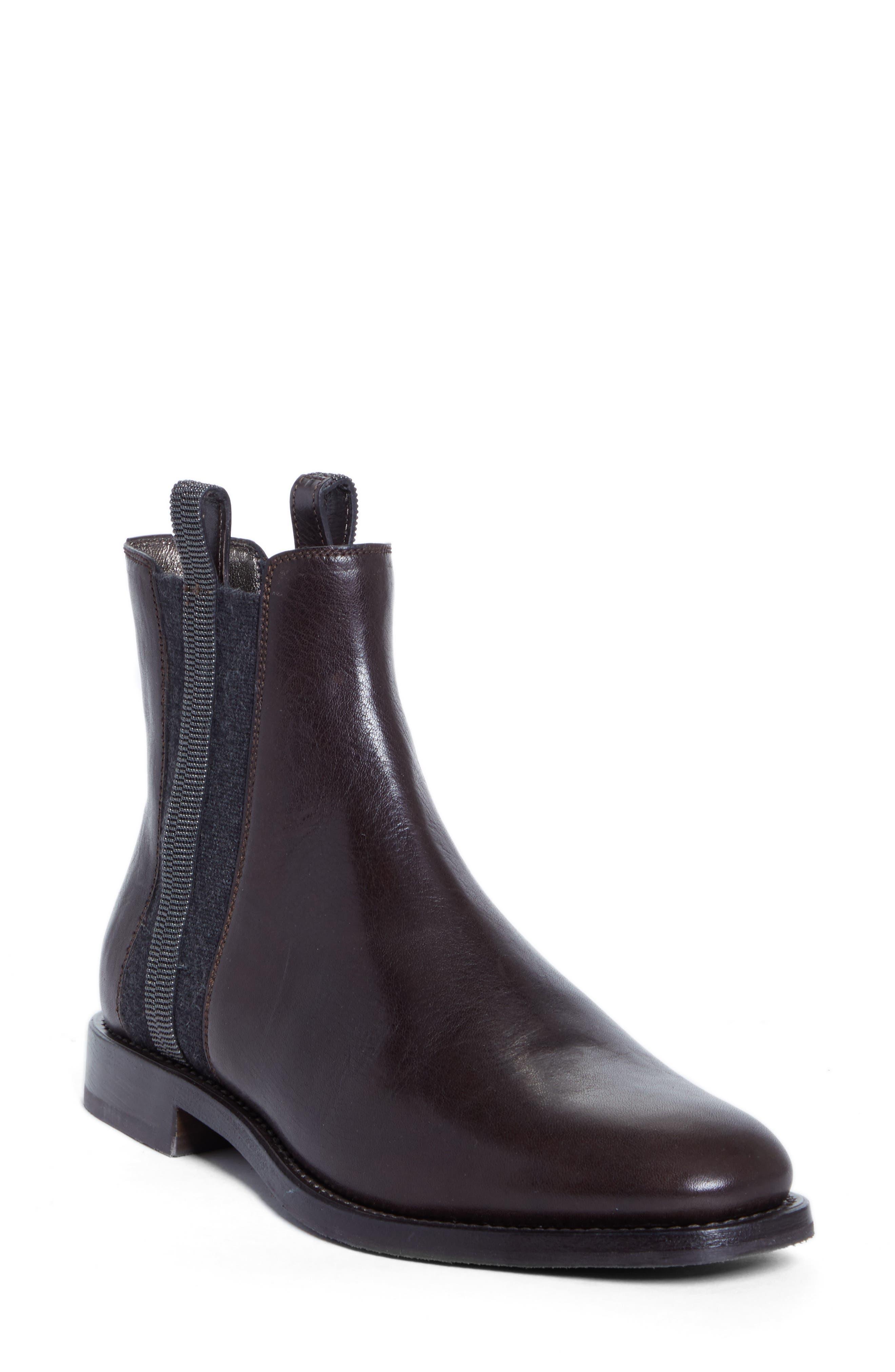 Brunello Cucinelli Boots Chelsea Boot