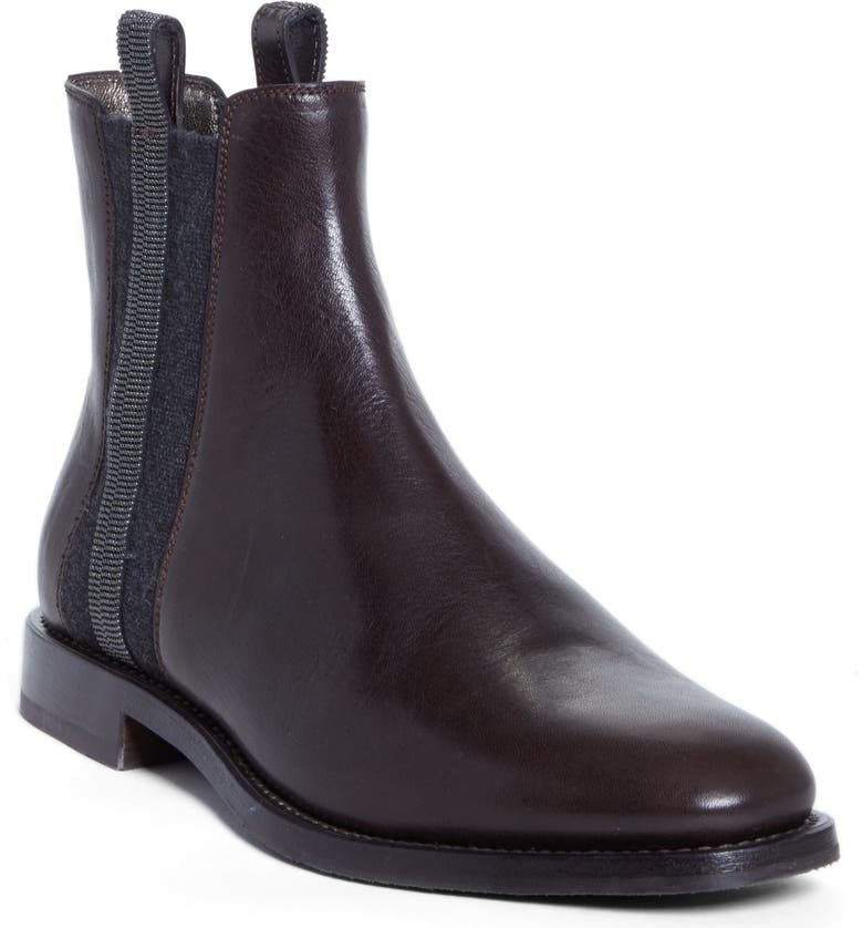 Chelsea Boot by Brunello Cucinelli
