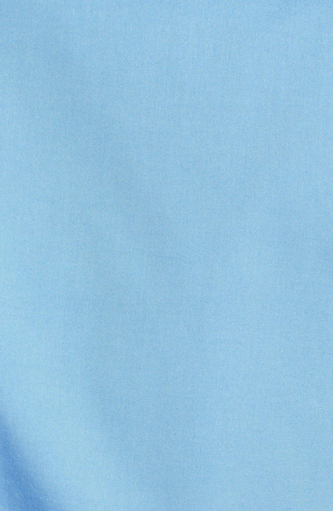 ,                             Smartcare<sup>™</sup> Trim Fit Solid Dress Shirt,                             Alternate thumbnail 24, color,                             421