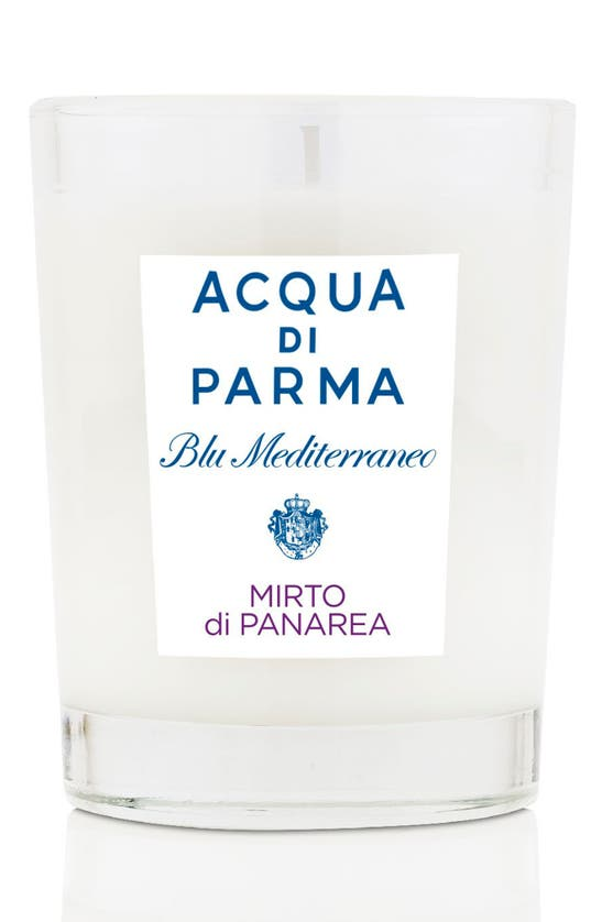 Acqua Di Parma Candles BLU MEDITERRANEO MIRTO DI PANAREA CANDLE, 6.7 oz