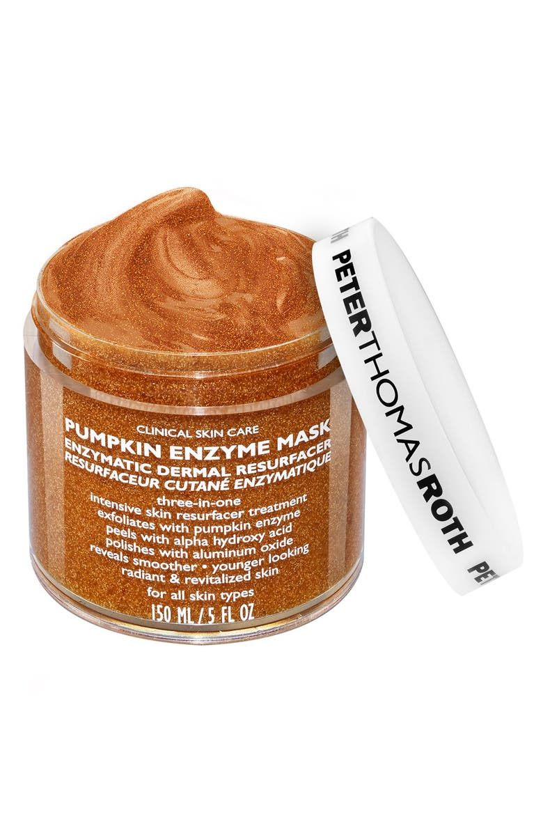 PETER THOMAS ROTH Pumpkin Enzyme Mask, Main, color, 000
