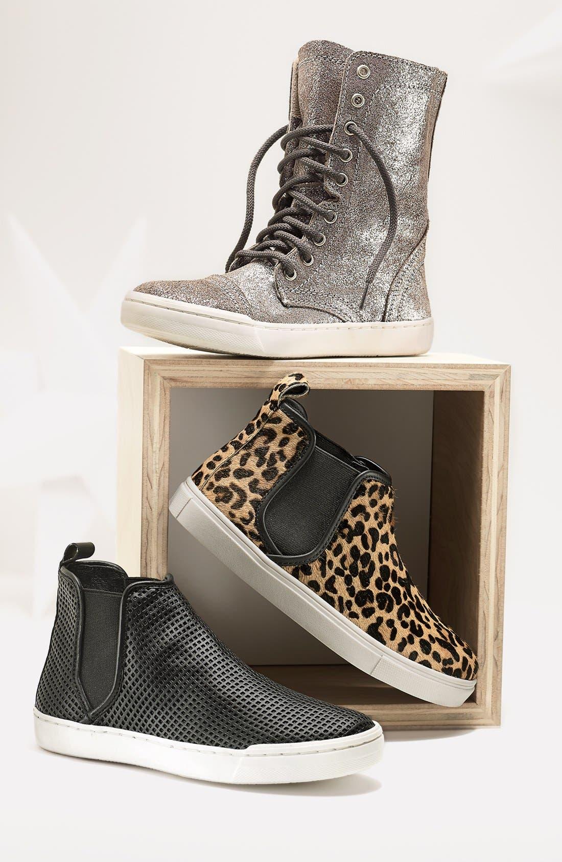 Steve Madden 'Elvinn' Leopard High Top