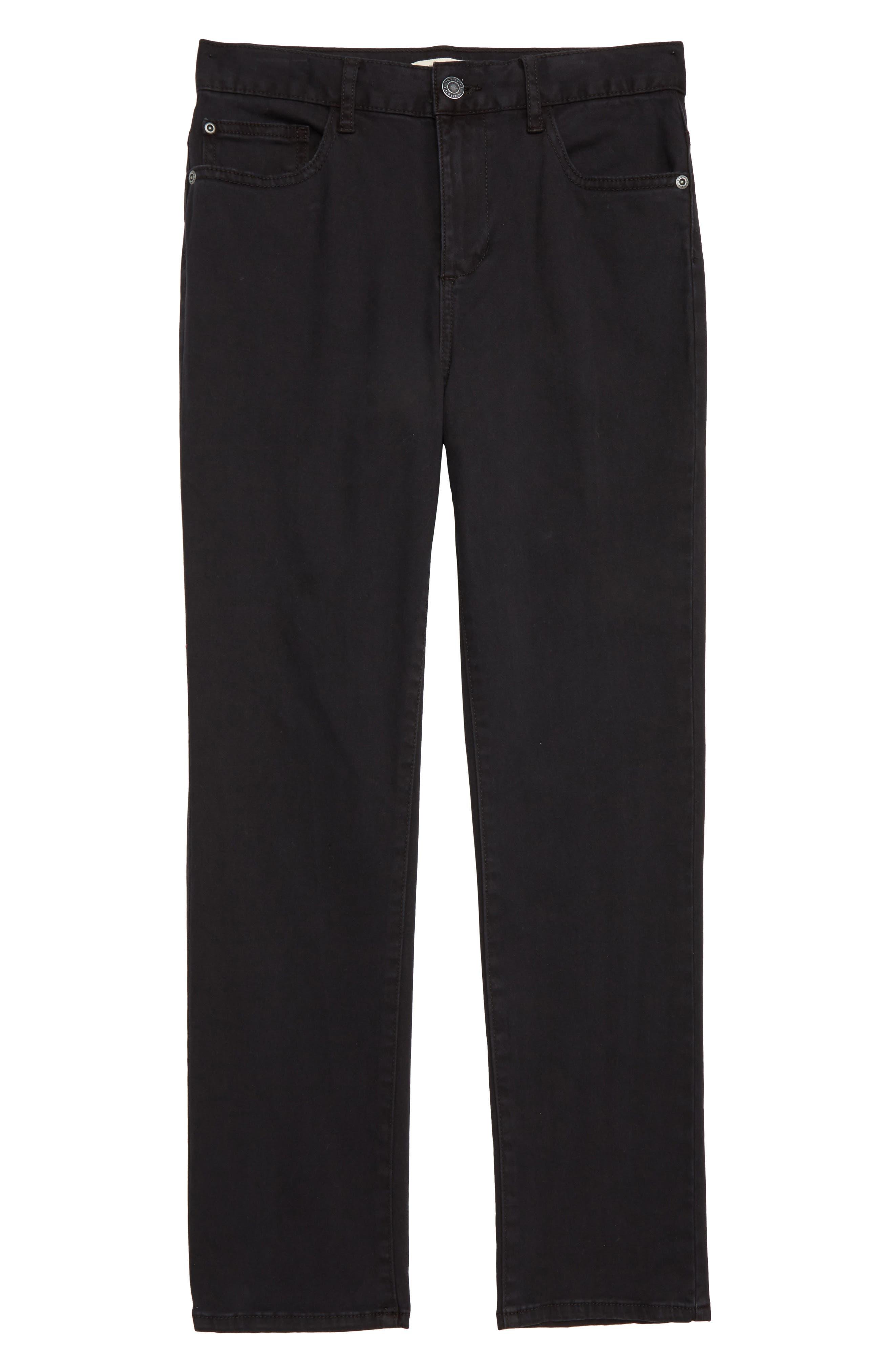Five-Pocket Pants, Main, color, 001