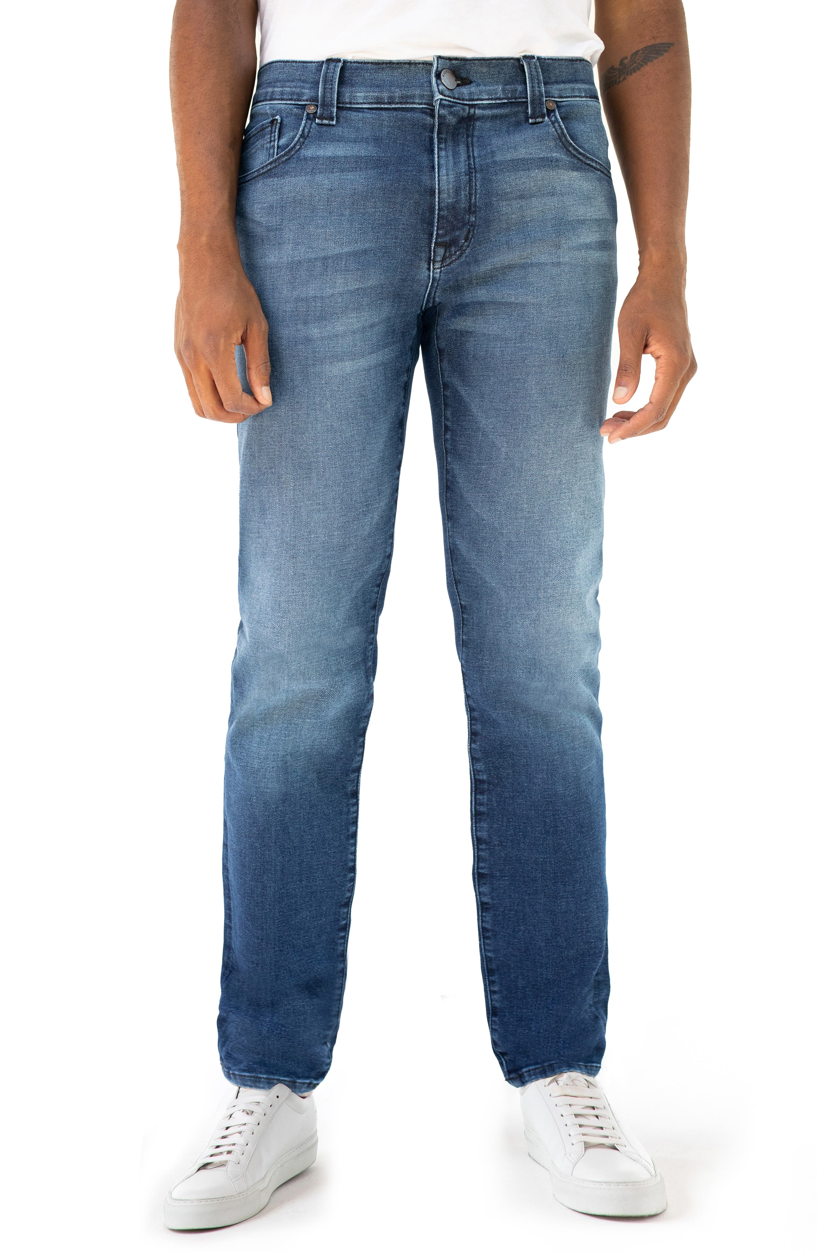 50-11 Straight Fit Jeans