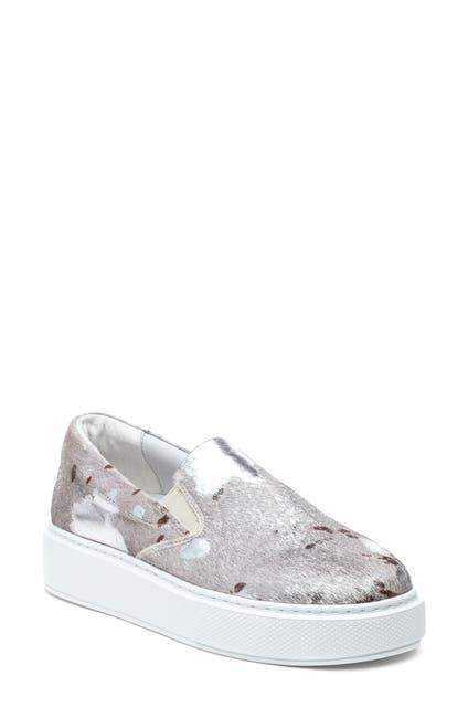 Image of J/Slides Delia Genuine Calf Hair Sneaker