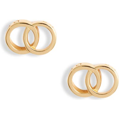 Olivia Burton Interlink Stud Earrings
