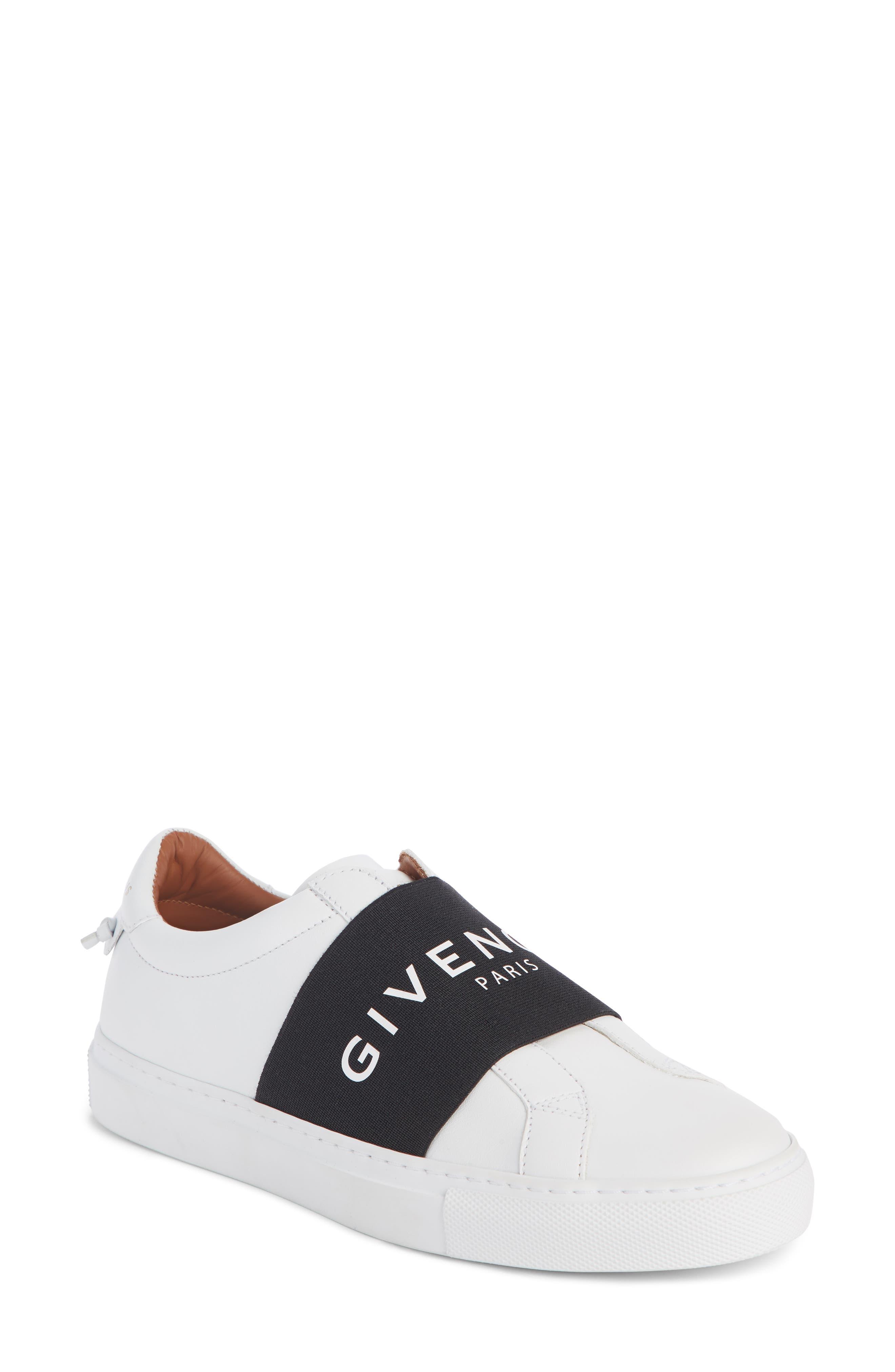 Women's Givenchy Urban Street Logo Band Sneaker