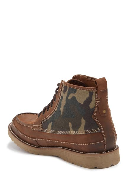 Image of Lucky Brand Sutton Camo Print Boot