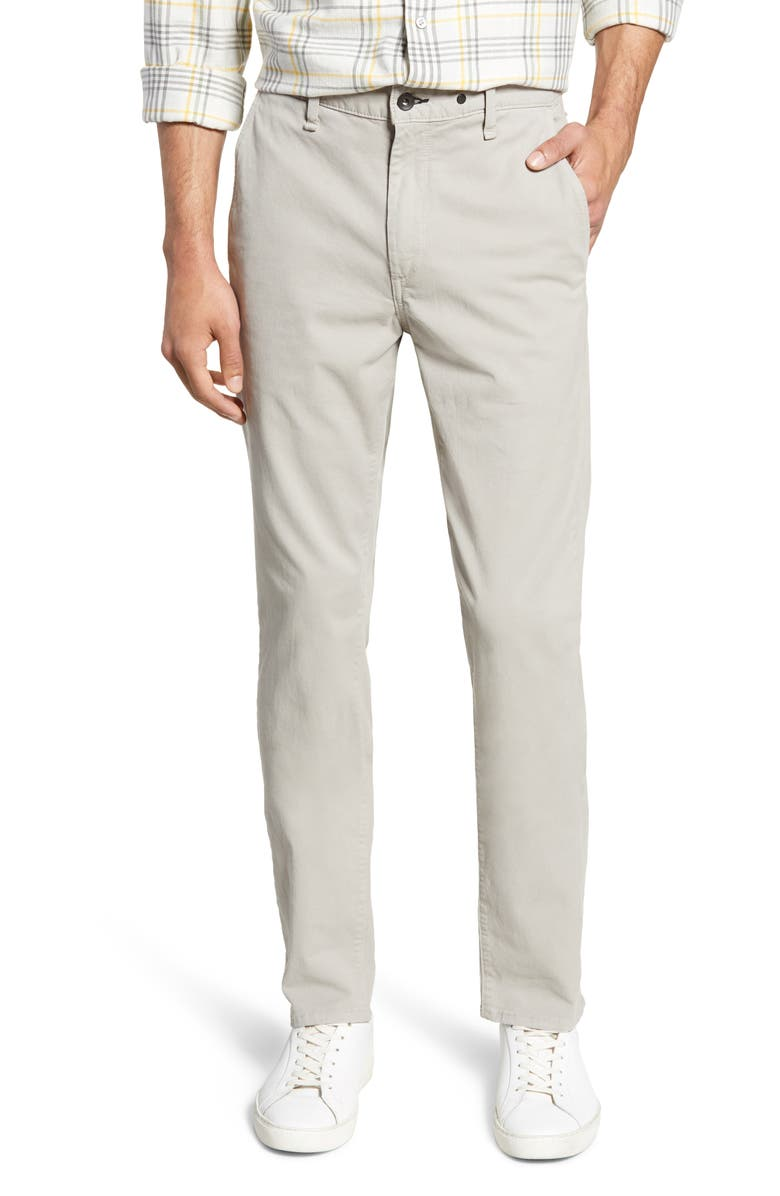 RAG & BONE Fit 2 Slim Fit Chinos, Main, color, DRIZZLE