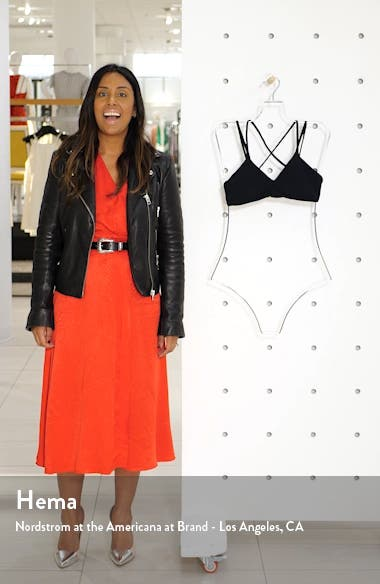 Nightfall Porto Reversible Bikini Top, sales video thumbnail