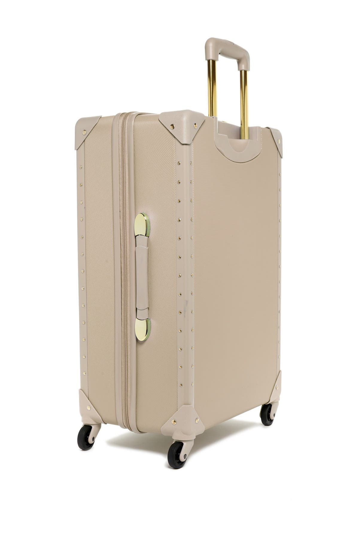 """Image of Vince Camuto 24"""" Spinner Hardside Suitcase"""