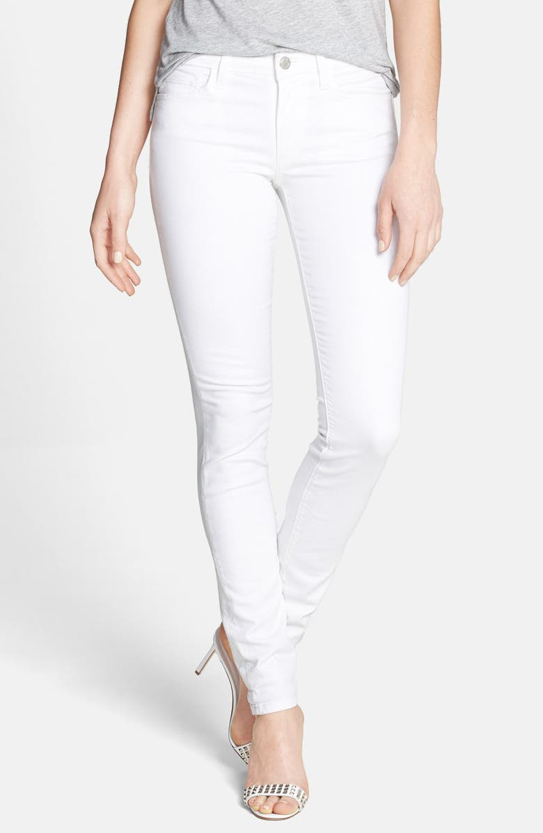 JOE'S 'Spotless' Skinny Jeans, Main, color, 100