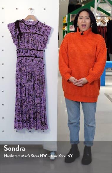 Amari Cotton Midi Dress, sales video thumbnail