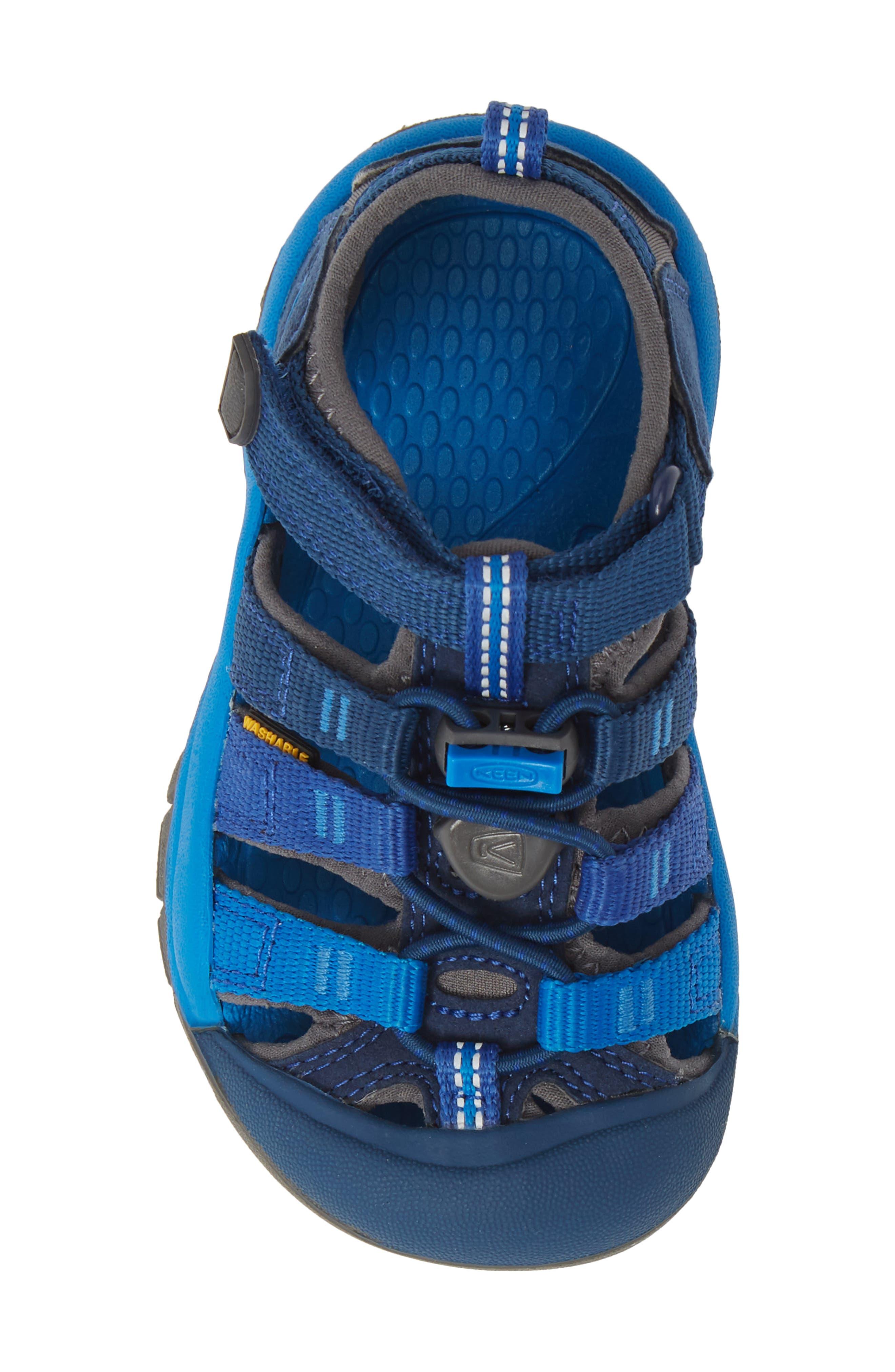 ,                             'Newport H2' Water Friendly Sandal,                             Alternate thumbnail 5, color,                             BLUE OPAL/ VIBRANT BLUE