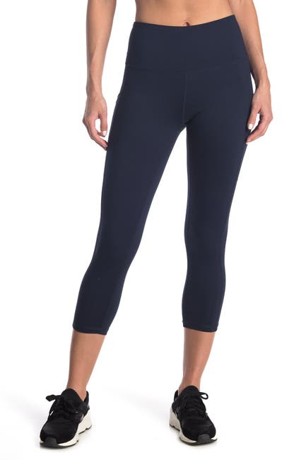 Image of Z By Zella High Waist Daily Pocket Crop Leggings