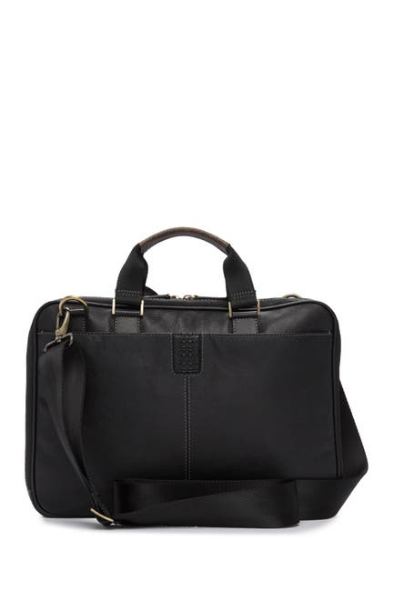 Image of BOCONI Slim Zipster Laptop Briefcase
