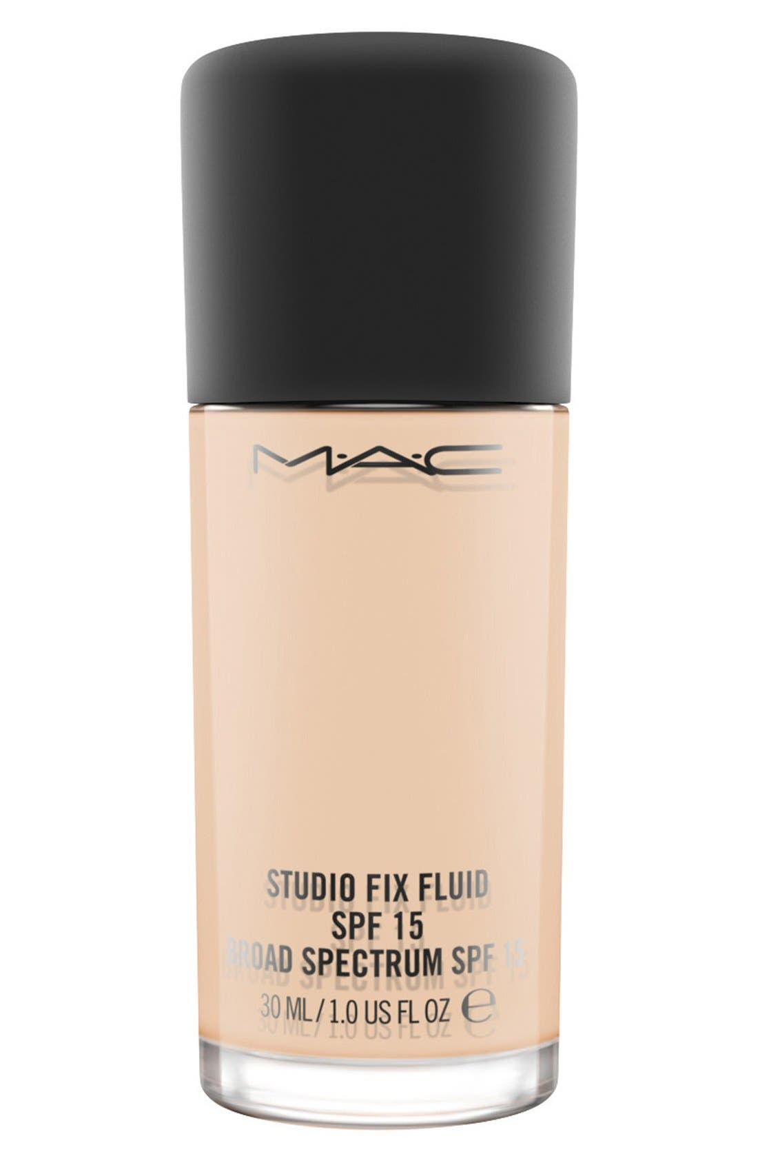 What it is: A modern shine-controlling foundation that provides a natural matte finish and medium-to-full buildable coverage. Who it\\\'s for: All skin types, though especially ideal for those with oily skin. What it does: This foundation delivers stay-true color that lasts for 24 hours, contains broad-spectrum SPF 15 protection and controls oil and shine for up to six hours. It applies, builds and blends easily and evenly while controlling shine