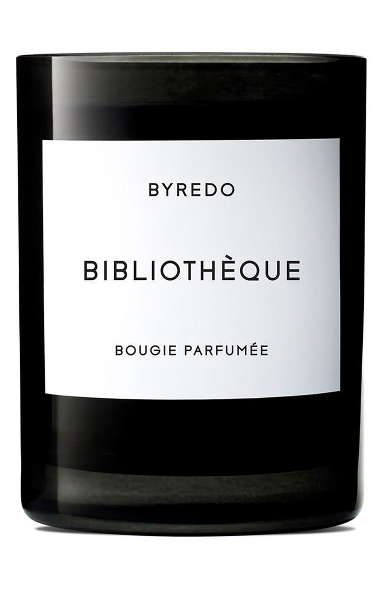 BYREDO Bibliotheque Candle, Main, color, NO COLOR