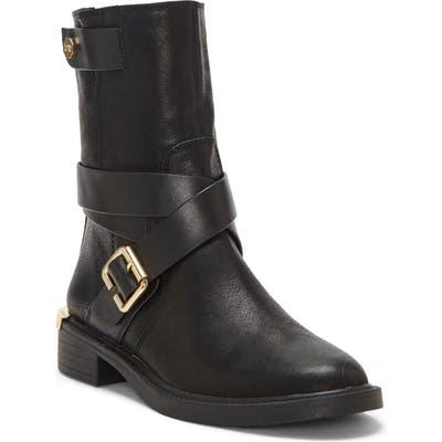 Louise Et Cie Tandy Moto Boot, Black