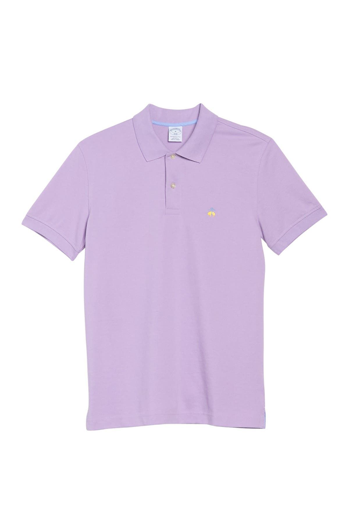 Image of Brooks Brothers Solid Pique Polo