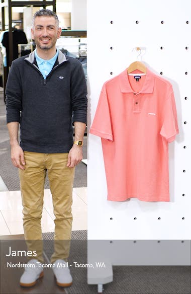 Belwe Relaxed Fit Piqué Polo, sales video thumbnail