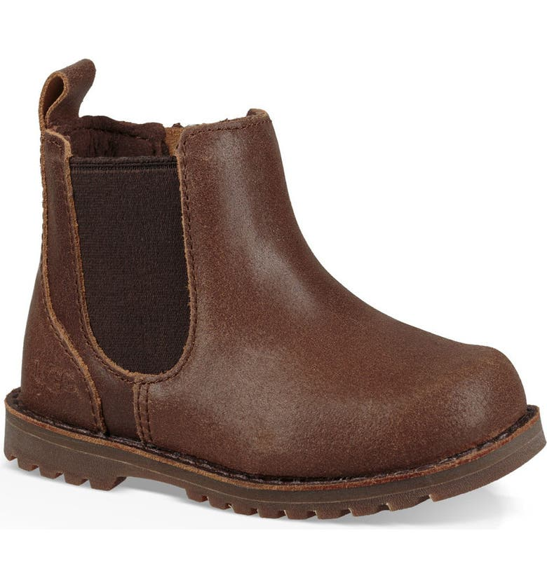 UGG<SUP>®</SUP> Callum Water Resistant Chelsea Boot, Main, color, 202