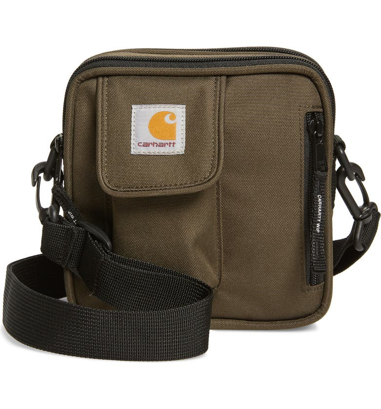 CARHARTT WORK IN PROGRESS Small Essentials Bag, Main, color, CYPRESS