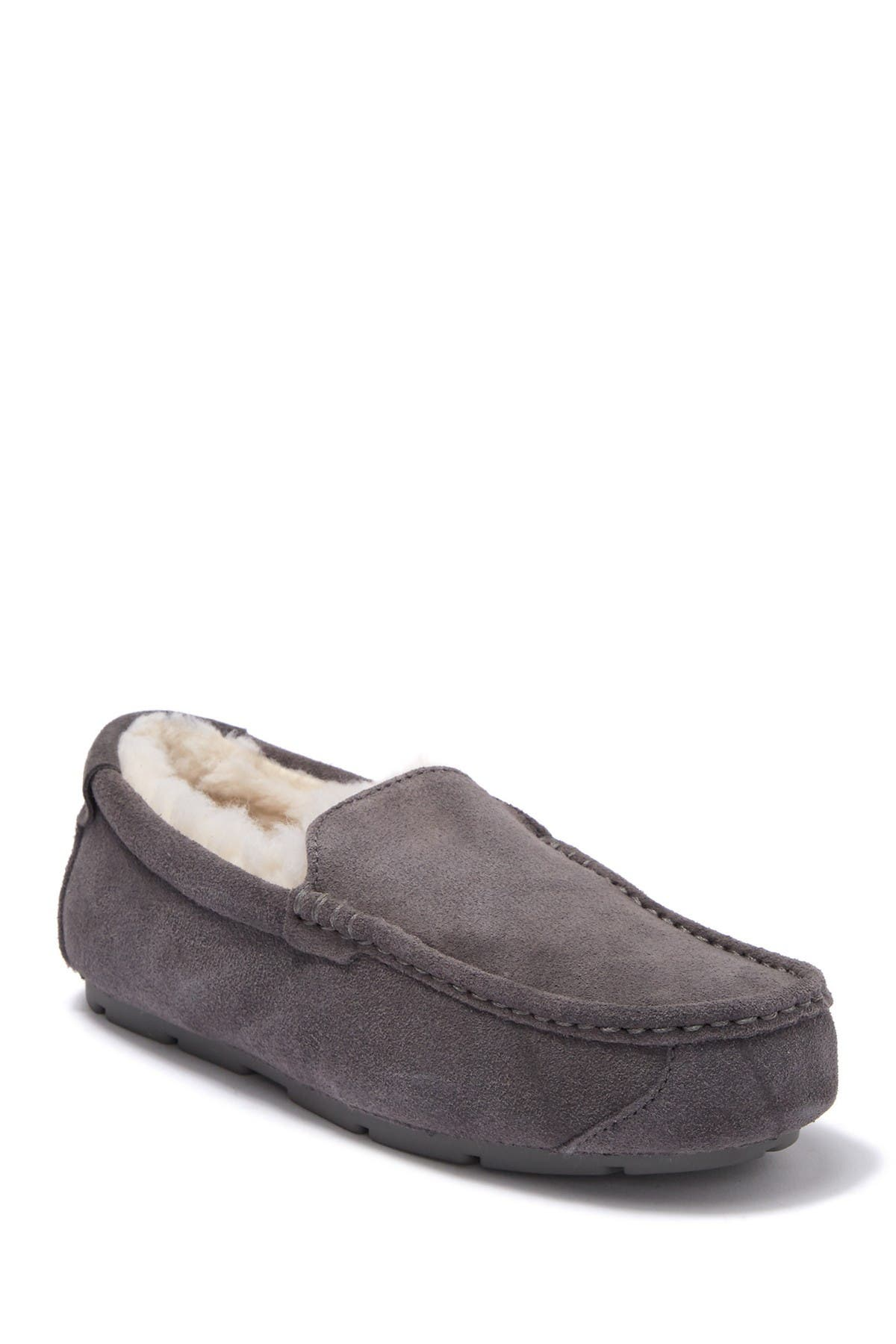Image of KOOLABURRA BY UGG Tipton Faux Fur Lined Moccasin Slipper