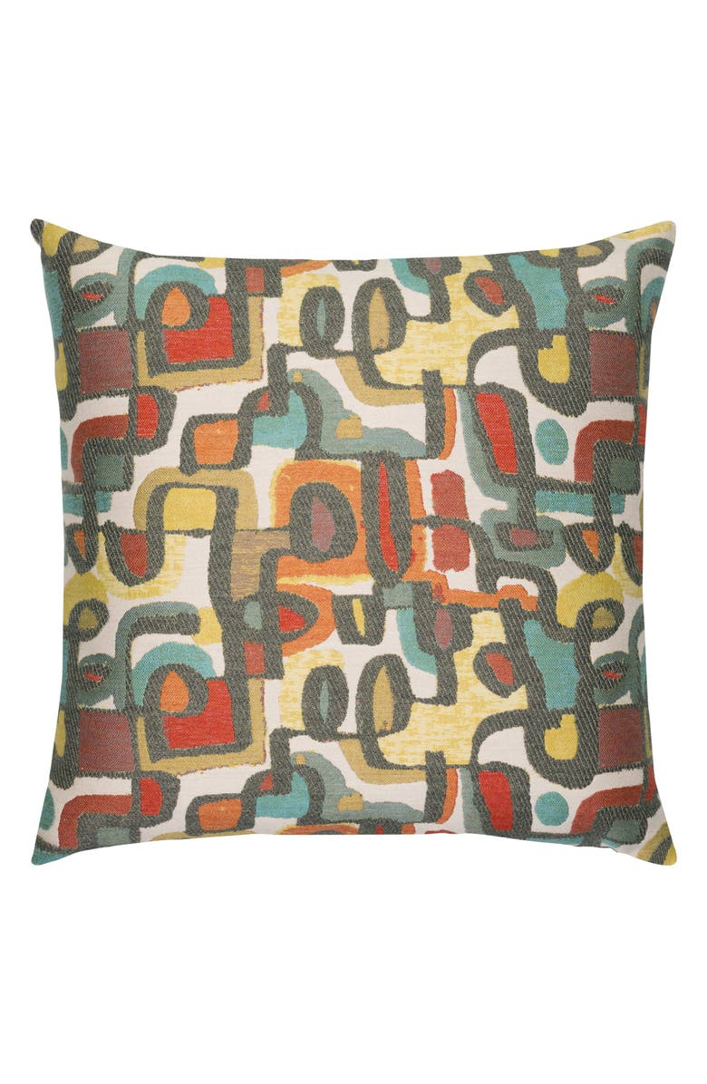 ELAINE SMITH Art Scene Indoor/Outdoor Accent Pillow, Main, color, 250