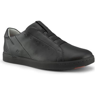 Kizik New York Hands-Free Slip-On Sneaker, Black