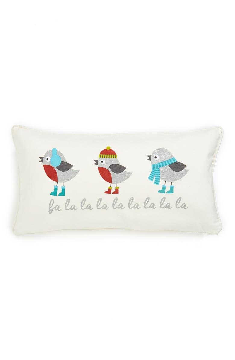 LEVTEX 'Fa la la' Accent Pillow, Main, color, 101