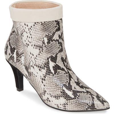 42 Gold Ojai Cuff Boot- Grey