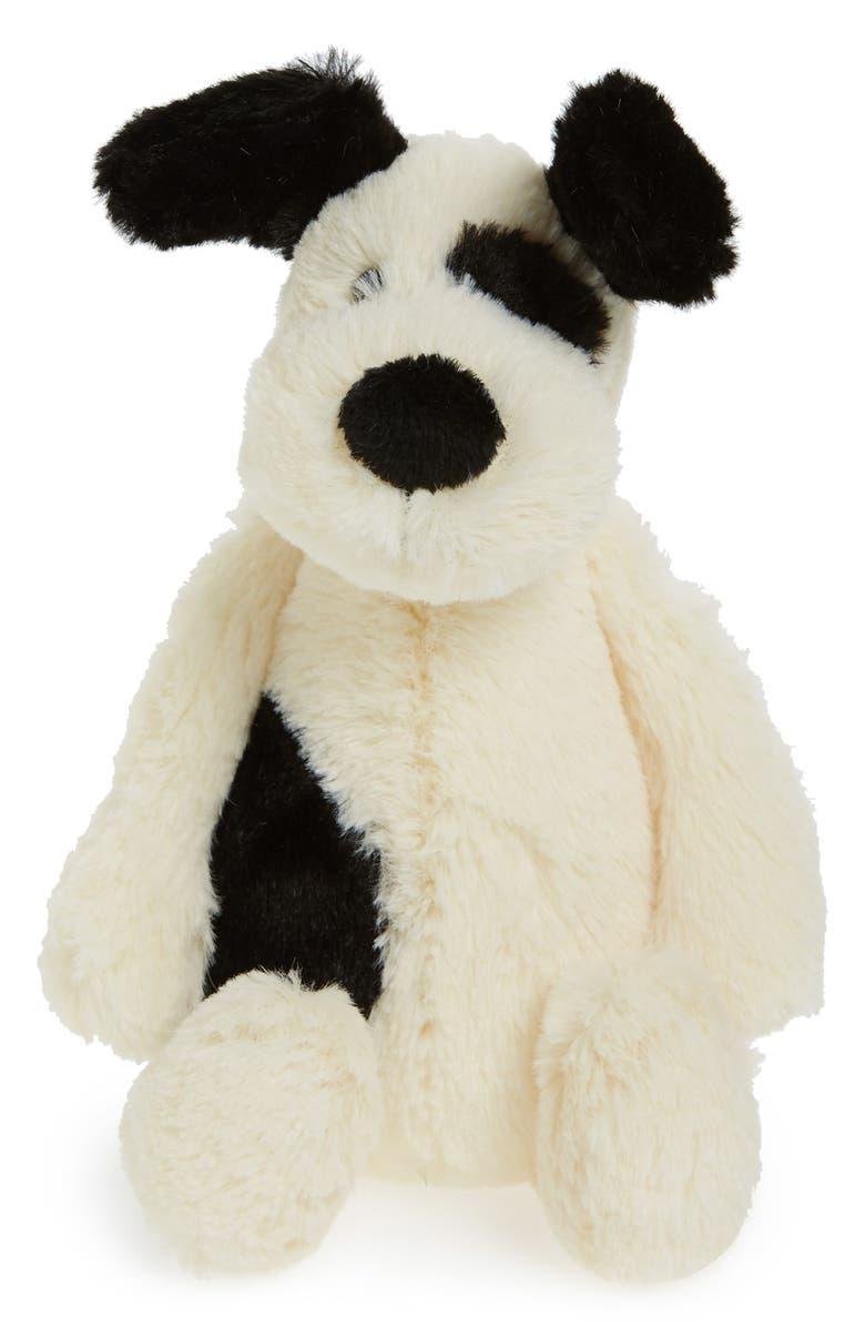 JELLYCAT 'Small Bashful Puppy' Stuffed Animal, Main, color, 900