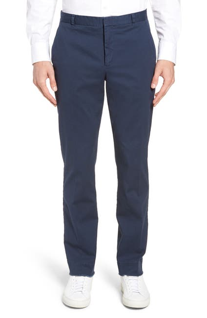 Image of ATM Anthony Thomas Melillo Slim Fit Stretch Twill Pants