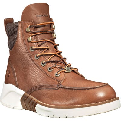 Timberland Moc Toe Boot, Brown