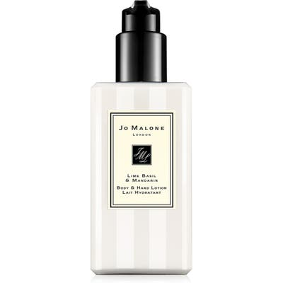 Jo Malone London(TM) Lime Basil & Mandarin Body & Hand Lotion