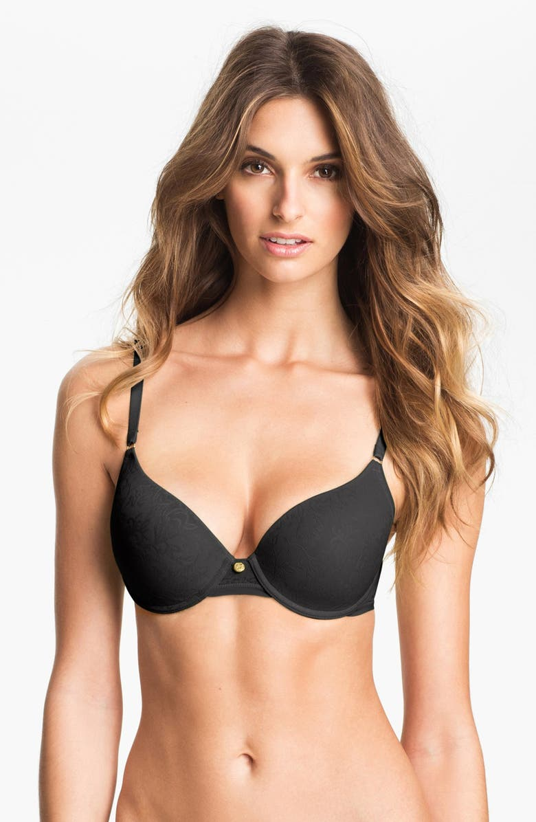 NATORI Jacquard Underwire Bra, Main, color, 001