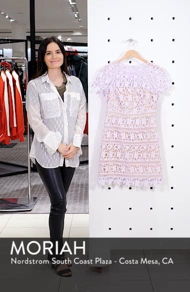 Open Lace Dress, sales video thumbnail