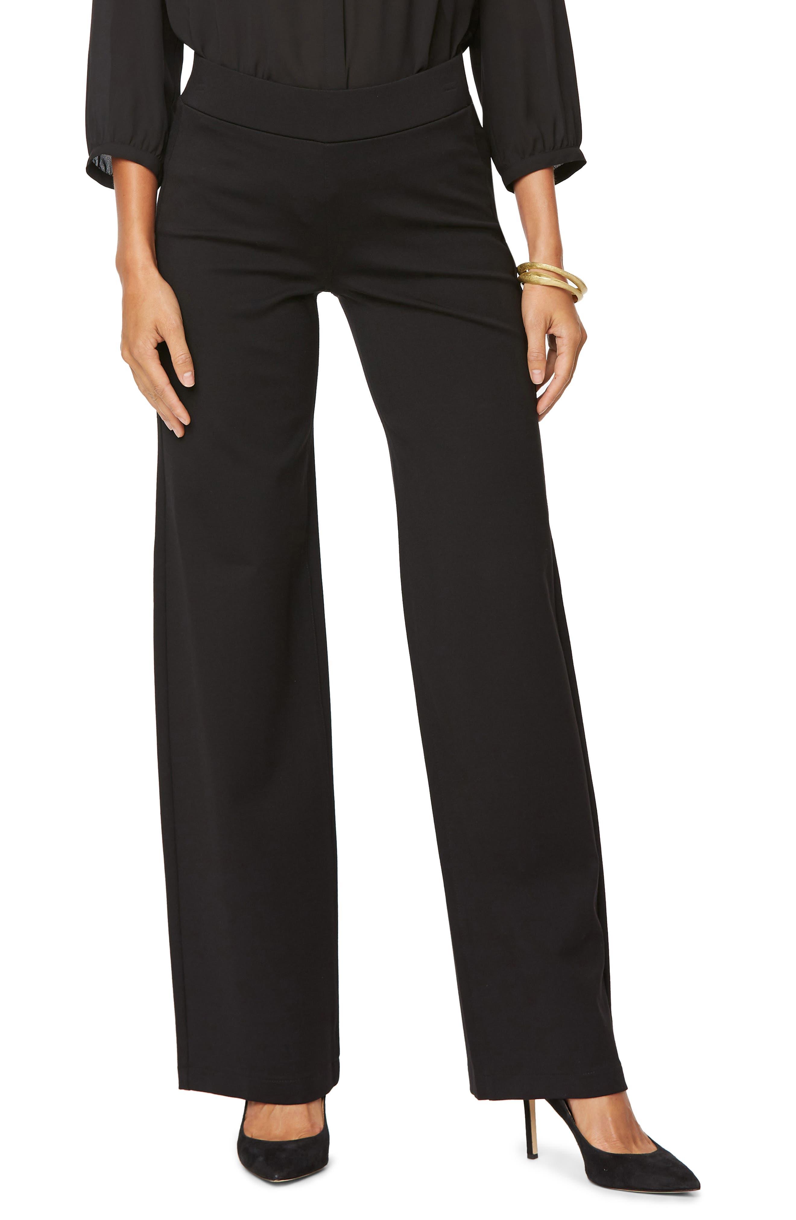 Women's NYDJ Straight Leg Pull-On Pants