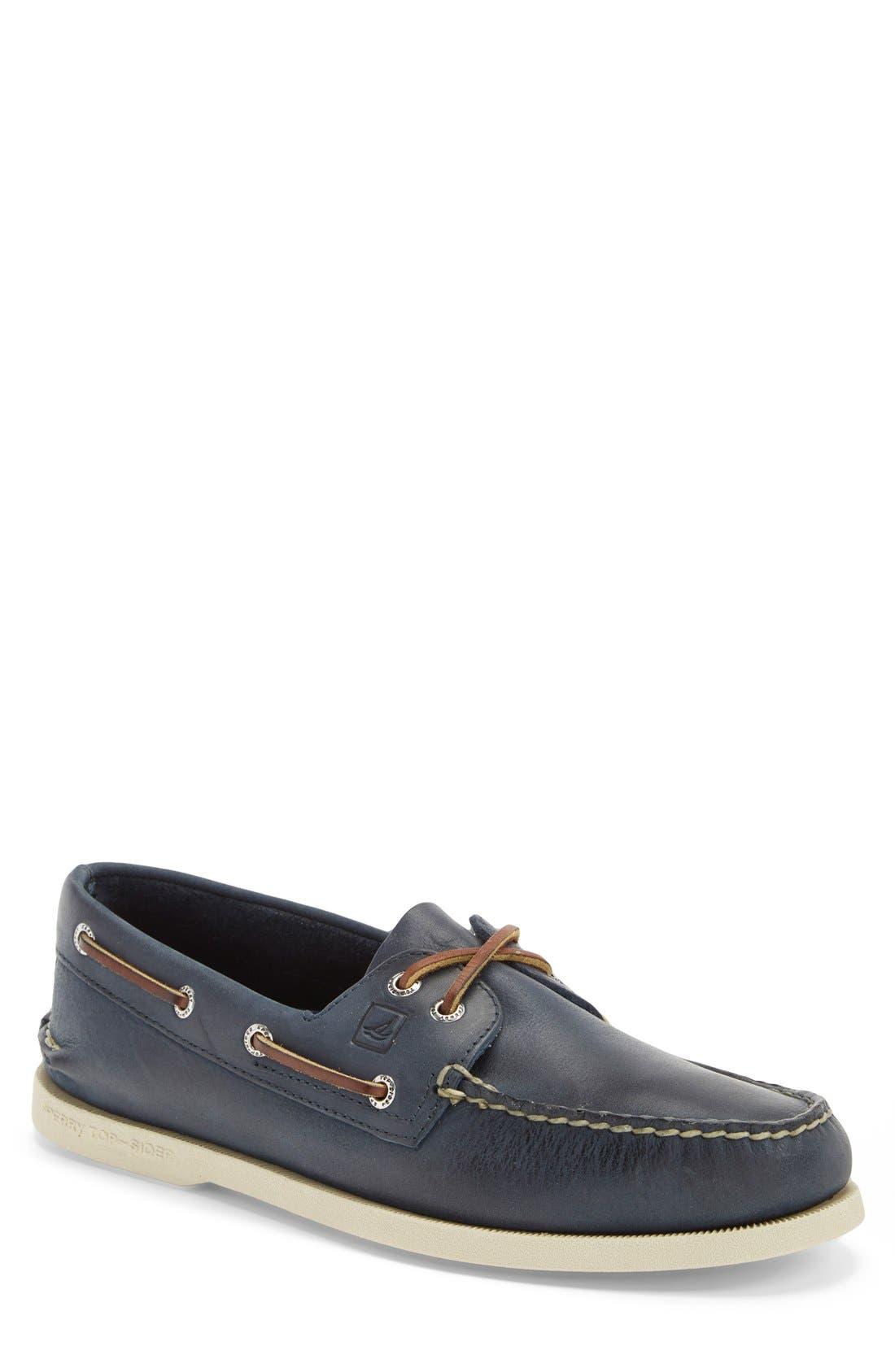 ,                             'Authentic Original' Boat Shoe,                             Main thumbnail 6, color,                             400