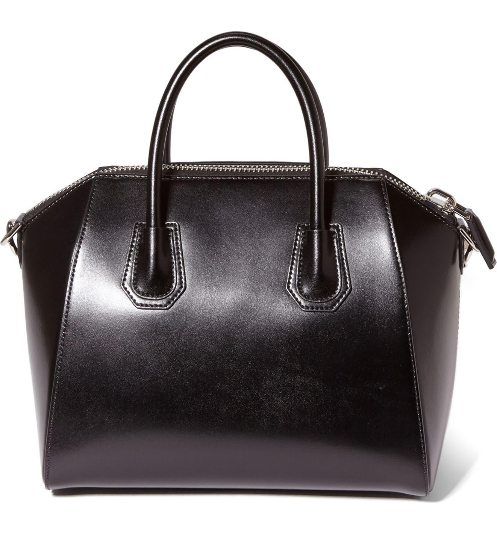 2336bdc93f Givenchy 'Antigona' Calfskin Leather Satchel   Nordstrom