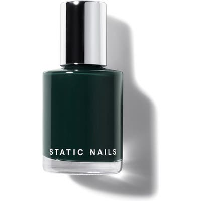 Static Nails Liquid Glass Nail Lacquer - Wicked