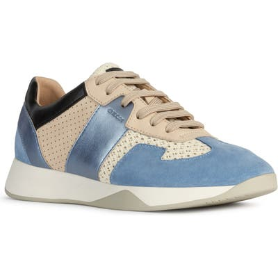 Geox Suzzie Sneaker, Blue