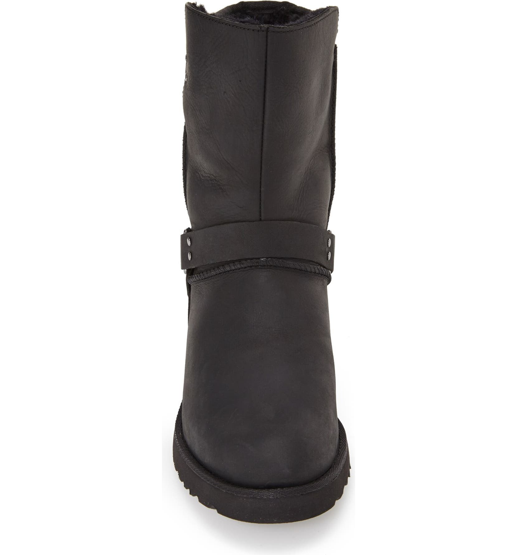713d4ea88a8 Australia 'Maddox' Water Resistant Moto Boot